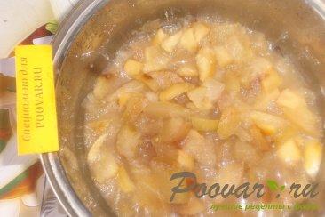 Варенье из дыни и яблок Шаг 10 (картинка)