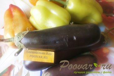 Баклажаны и перец в томатной заливке на зиму Шаг 3 (картинка)