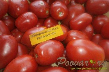 Баклажаны и перец в томатной заливке на зиму Шаг 1 (картинка)