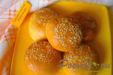 Булочки для гамбургеров Шаг 12 (картинка)
