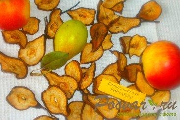Сушка груши в духовке Шаг 9 (картинка)