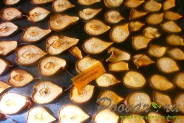 Сушка груши в духовке Шаг 6 (картинка)