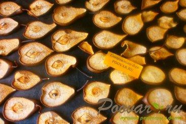 Сушка груши в духовке Шаг 7 (картинка)