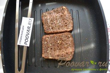 Бутерброды с авокадо и красной рыбой Шаг 2 (картинка)