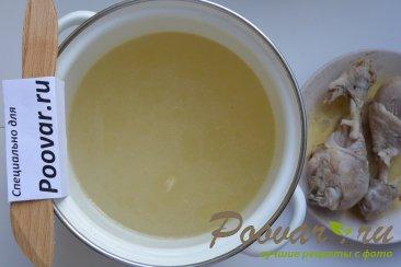 Куриный суп с клецками Шаг 6 (картинка)