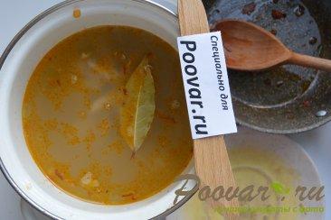 Куриный суп с клецками Шаг 11 (картинка)