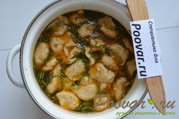 Куриный суп с клецками Шаг 16 (картинка)