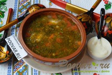 Куриный суп с клецками Шаг 17 (картинка)