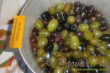 Варенье из винограда Шаг 5 (картинка)