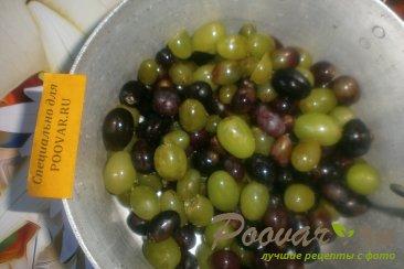 Варенье из винограда Шаг 3 (картинка)