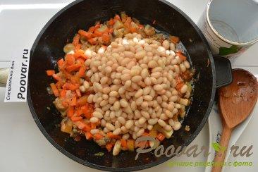 Фасоль с мясом и грибами Шаг 5 (картинка)