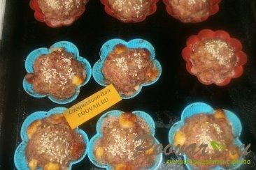 Мясные кексы с грибами и сыром Шаг 10 (картинка)