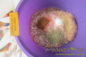 Мясные кексы с грибами и сыром Шаг 4 (картинка)