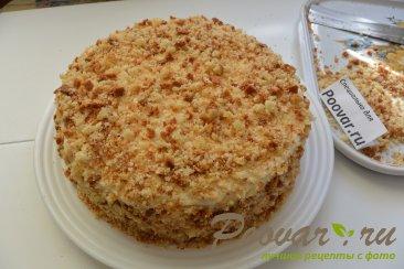 Быстрый торт сметанник Шаг 17 (картинка)