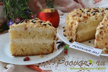 Быстрый торт сметанник Шаг 19 (картинка)