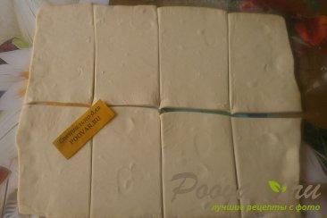 Рулетики с сыром и оливками Шаг 3 (картинка)