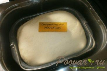 Пирожки с шоколадом и сахарной глазурью Шаг 4 (картинка)