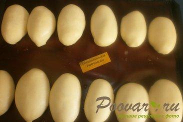 Пирожки с шоколадом и сахарной глазурью Шаг 13 (картинка)