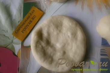 Пирожки с шоколадом и сахарной глазурью Шаг 9 (картинка)