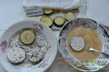 Жареные хрустящие баклажаны в кляре Шаг 5 (картинка)
