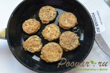 Жареные хрустящие баклажаны в кляре Шаг 7 (картинка)