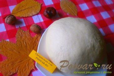 Тесто дрожжевое на рассоле из оливок Шаг 7 (картинка)