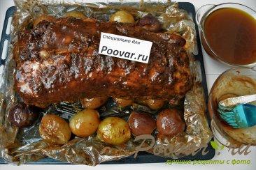 Костица в духовке с картофелем Шаг 10 (картинка)