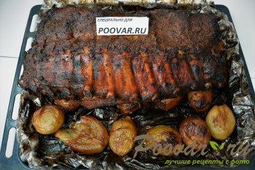 Костица в духовке с картофелем Шаг 12 (картинка)