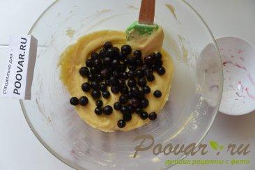 Пирожное с безе, кремом и ягодами Шаг 6 (картинка)