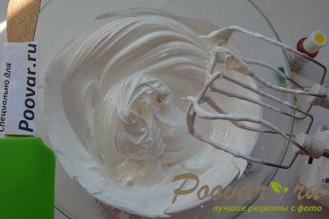 Пирожное с безе, кремом и ягодами Шаг 11 (картинка)
