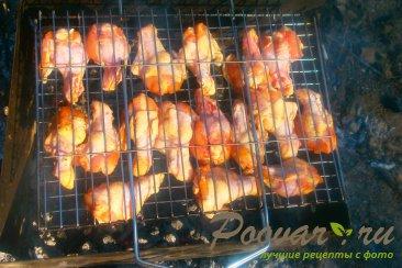 Куриные плечики на решётке - гриль Шаг 5 (картинка)
