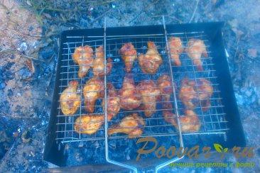 Куриные плечики на решётке - гриль Шаг 7 (картинка)