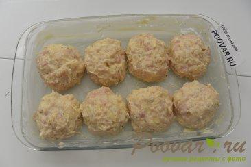 Картофельно-мясные котлеты в духовке Шаг 12 (картинка)