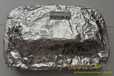 Картофельно-мясные котлеты в духовке Шаг 14 (картинка)