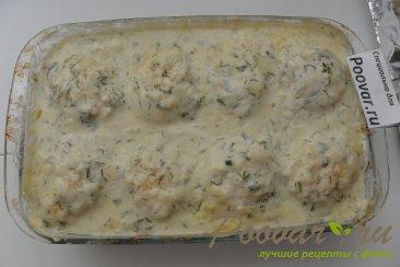 Картофельно-мясные котлеты в духовке Шаг 15 (картинка)