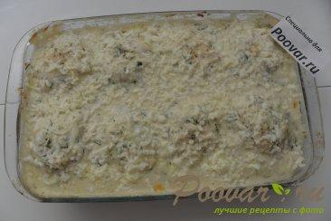 Картофельно-мясные котлеты в духовке Шаг 16 (картинка)