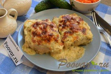 Картофельно-мясные котлеты в духовке Шаг 18 (картинка)