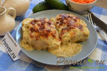 Картофельно-мясные котлеты в духовке Изображение