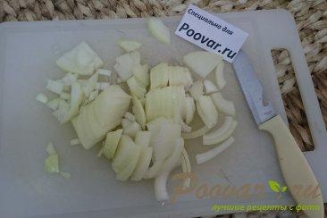 Овощное рагу с картофелем и бататом Шаг 1 (картинка)