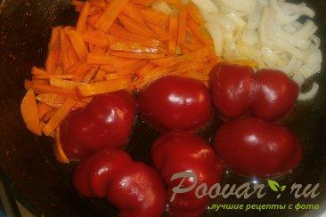 Толстолобик с овощами в томате Шаг 11 (картинка)