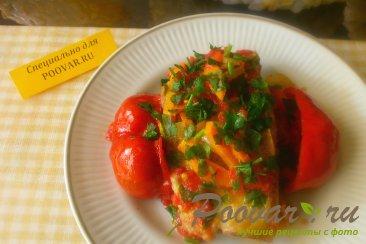 Толстолобик с овощами в томате Шаг 16 (картинка)