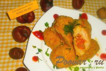 Зразы куриные с кабачками Шаг 18 (картинка)