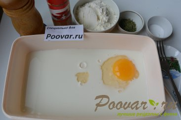 Жареное филе скумбрии в кляре Шаг 3 (картинка)