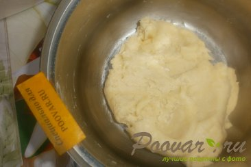 Заварные булочки с сыром и зеленью Шаг 4 (картинка)