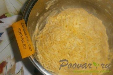 Заварные булочки с сыром и зеленью Шаг 7 (картинка)