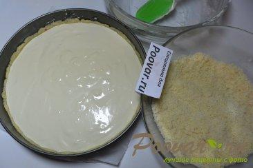 Пирог с творогом, ягодами и кокосовой стружкой Шаг 16 (картинка)