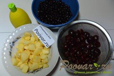 Пирог с творогом, ягодами и кокосовой стружкой Шаг 13 (картинка)