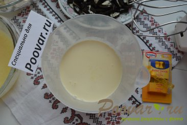 Чизкейк Oreo (Орео) без выпечки Шаг 10 (картинка)