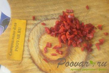 Салат из морской капусты с фасолью Шаг 8 (картинка)