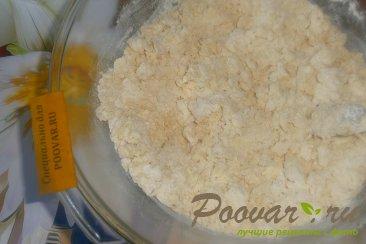 Пирог яблочный из песочного теста Шаг 2 (картинка)